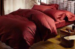 купить постельное белье WINE RED (BORDO), №23