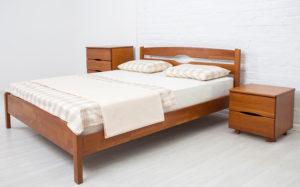 купить кровать из дерева Лика Люкс