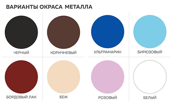 Варианты-цветов-металла-Melbi